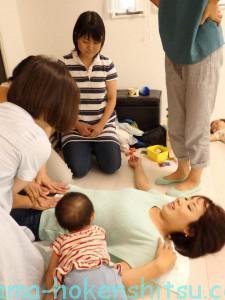ママのためのセルフケア講座、開催しました。
